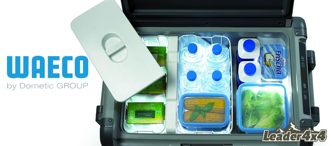 Meilleure glacière électrique de la marque Waeco, pour équiper votre voiture.