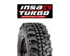 Pneu Insa Turbo Special Track Extreme Edition (taille : 205/70 R 15)