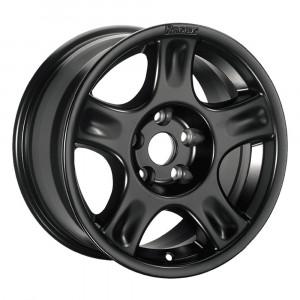 Jante Racer Noire (Black) 8x16 (6x139.7 ET:-25)