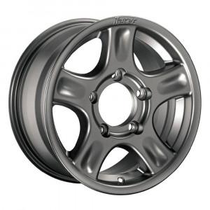 Jante Racer Argentée (Silver) 7x16 (5x120 ET:20)