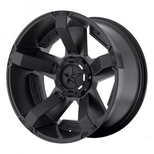 Jante KMC Wheels XD 811 RockStar 2 Noire satinée (Satin black) 9x20 (6x139.7 ET:18)