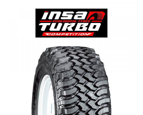 Pneu Insa Turbo Dakar Off Road Edition (taille : 245/70 R 16)