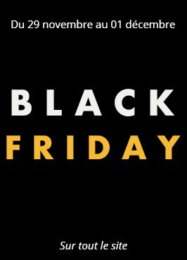 Profitez de supers réductions pendant le Black Friday sur Leader4x4.com