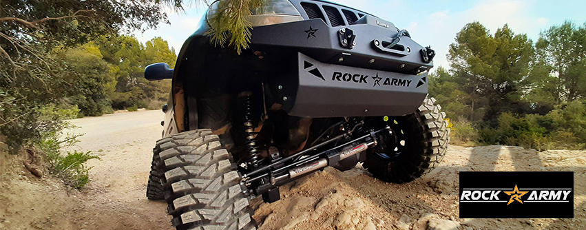 Rock Army France vendu par Leader4x4
